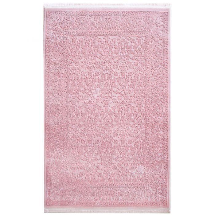 Designer Teppich Rosa | 3D Vintage Muster MYP4213RO ArtPrem-4213-Rose Alle Artikel