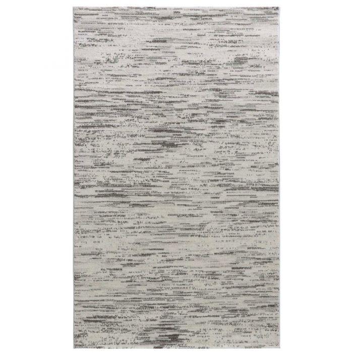 Teppich Wohnzimmer Modern Beige | Gepunktete Muster Konturenschnitt MY7406 Trend-7406-Beige Schlafzimmer