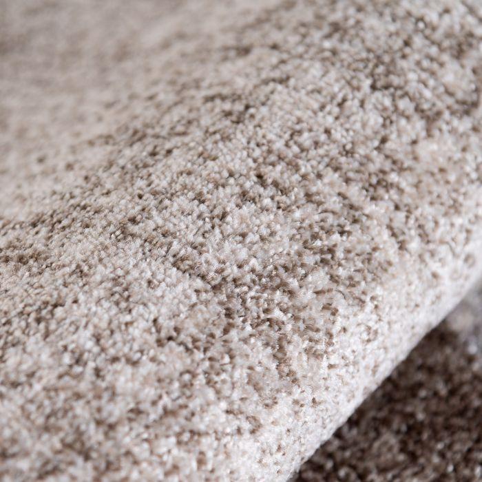 Kurzflor Teppich Braun Beige | Muster Geometrisch Meliert MY7479J Efes-7479-Beige Aktuelle Trends - Aktuelle Angebote