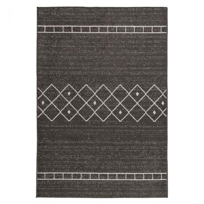 Teppich Kurzflor Grau | Trend Skandi Design MY1770 Medusa-1770-Grey Skandinavische Teppiche