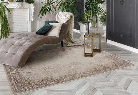 Vintage Teppiche modern