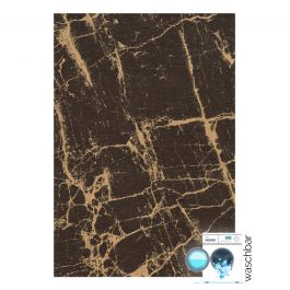 baumwollteppich waschbar antibakteriell in innovation gelb my6953. Black Bedroom Furniture Sets. Home Design Ideas