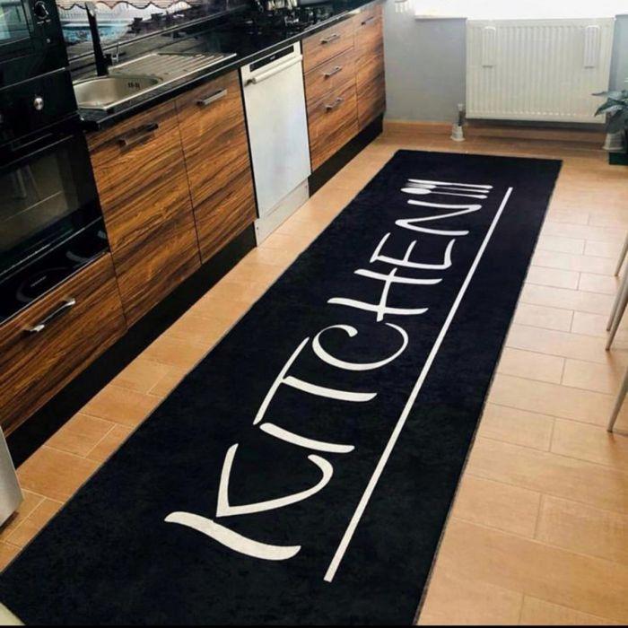 Waschbarer Teppich Antibakteriell Küchen Läufer Kitchen Design 3040