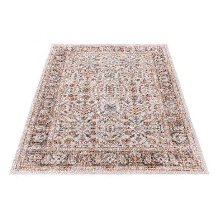 Vintage Teppich Antares Indigo Beige A5020