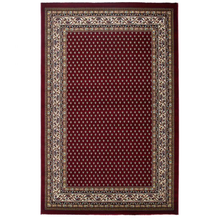 200x290 cm Orientteppich Rot Orientalische MIR Musterung MY808