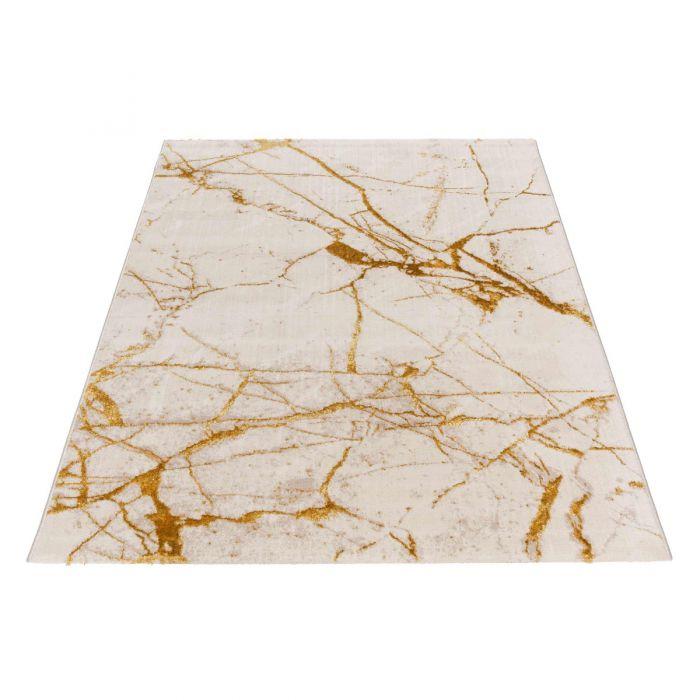Designer Teppich Marble Gold MY805Y