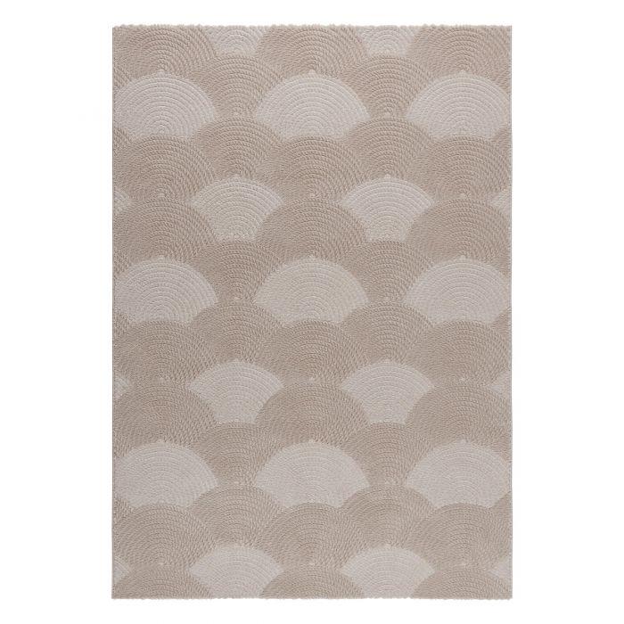 Aktuelle Trends-Jetzt Teppich vorbestellen Designer Teppich 3D Dropdream in Beige | MY6000J