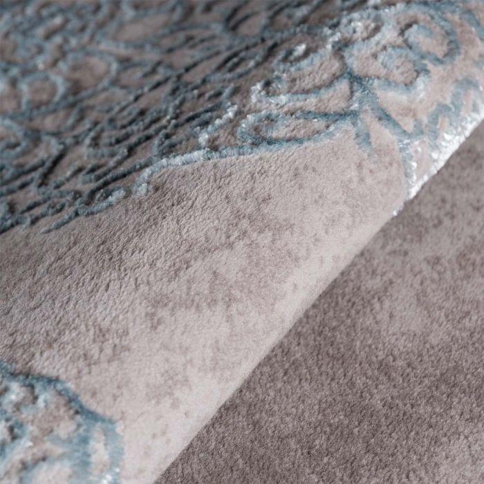 Luxus Wohnzimmerteppich Dream in Blau M704