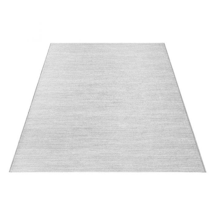 Teppich Leonis Meliert Silber MY4121