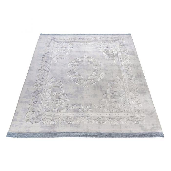 Waschbarer Teppich Apollon Grau 1905