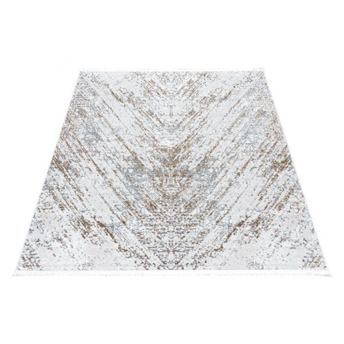 Waschbarer Teppich Camilla Braun MY640