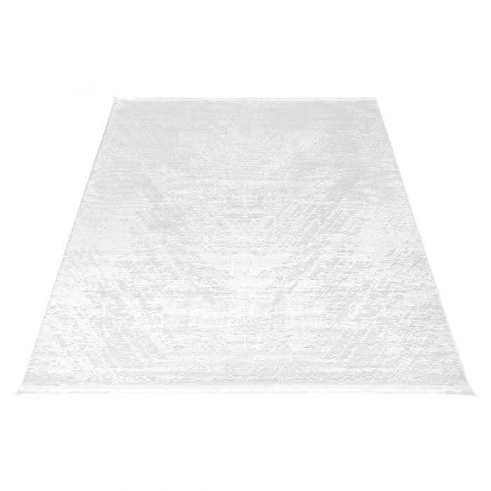 Waschbarer Teppich Camilla Weiss MY610