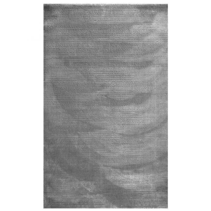 Designer Teppich Grau | Linierte 3D Struktur MY4131G Art-4131-Grau Aktuelle Trends Inspirieren