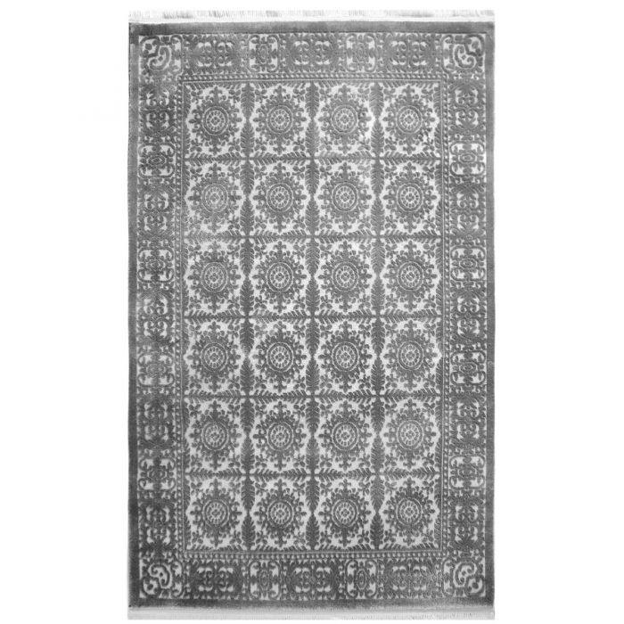 Designer Teppich Grau | 3D Vintage Durchgemustert MYP4283S ArtPrem-4283-Grau Alle Artikel