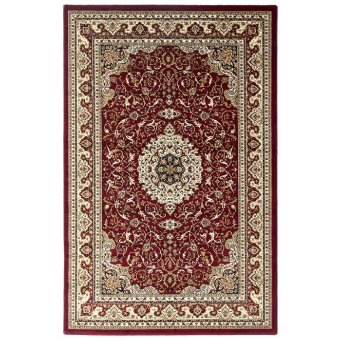 Orientteppich Medaillon Rot | Orientalischer Klassik Design MY802 Excellent-802-Rot Schlafzimmer