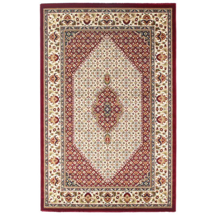 60x110 cm Orientteppich Rot Orientalische Bicar Musterung MY806