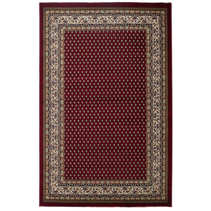 40x60 cm Orientteppich Rot Orientalische MIR Musterung MY808