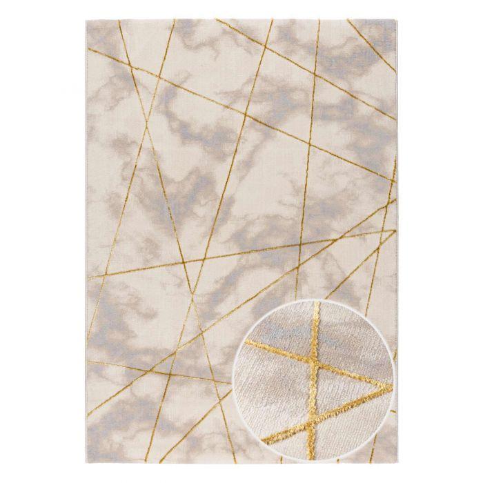 Designer Teppich Gold Marble MY801Y