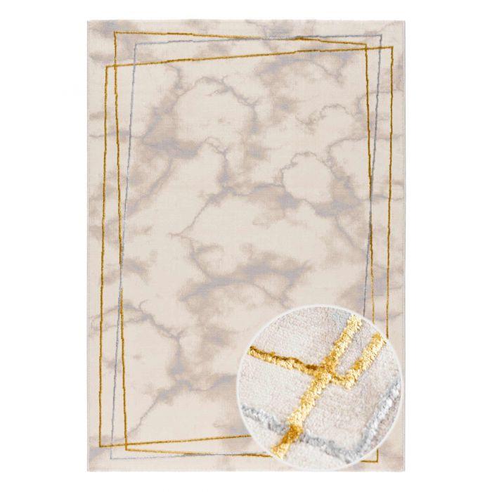 Designer Teppich illusion Gold MY802Y