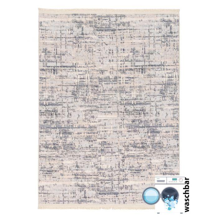 Waschbarer Teppich Bamboo Abstrakt M2169