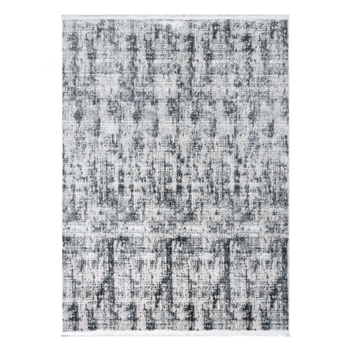 Waschbarer Teppich Camilla Grau MY620