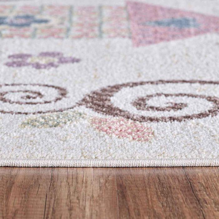 Kinderzimmer Teppich Bunt Vogelmotiven Fur Jungs Madchen Nr 4602 160x230 Cm