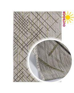 Outdoorteppich in Grün Natur | Innen | | und Außenbereich geeignet | MY3620