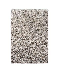 30 mm | Shaggy Hochflor Teppich Beige | Einfarbig Uni MY380