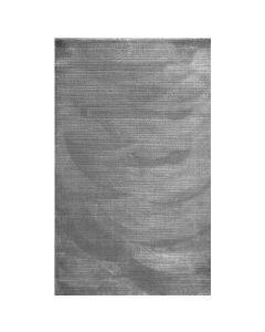 Designer Teppich Grau | Linierte 3D Struktur MY4131G