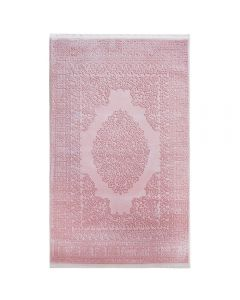 Designer Teppich Rosa | 3D Struktur Muster MYP4212RO