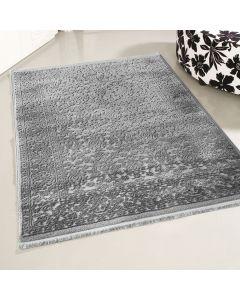 Designer Teppich Grau | Vintage Design Gemustert MY4213G