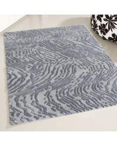 Designer Teppich Grau | Strukturiertes 3D Design MY4216HG