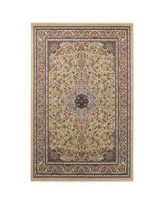 Orientteppich Medaillon Beige | Orientalischer Klassik Design MY802