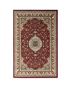 Orientteppich Medaillon Rot | Orientalischer Klassik Design MY802
