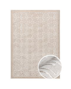 Designerteppich Pattern Versace in beige | MY703