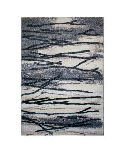 Teppich Kurzflor Beige | Used Look Vintage Design MY7609