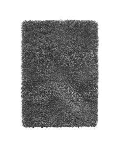 Outlettverkauf | 50mm Shaggy Teppich Berber Look Light Anthrazit | MY087A