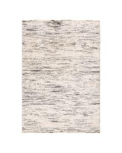 Teppich Wohnzimmer Modern Beige | Gepunktete Muster Konturenschnitt MY7406