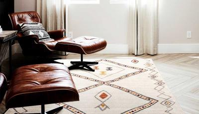 Teppiche mit Mustern