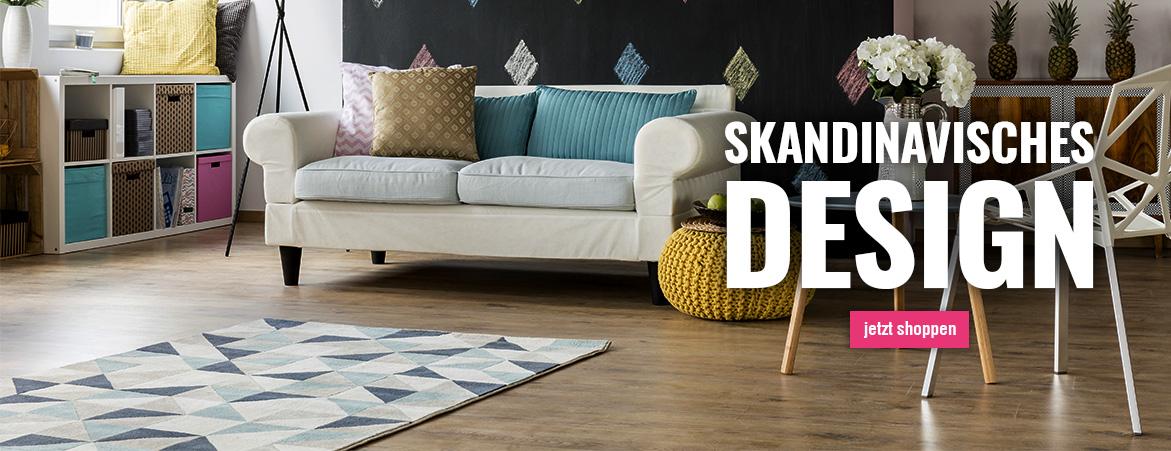 Skandinavische Teppiche