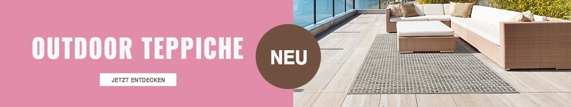 Outdoor Teppiche finden Sie bei myneshome.de