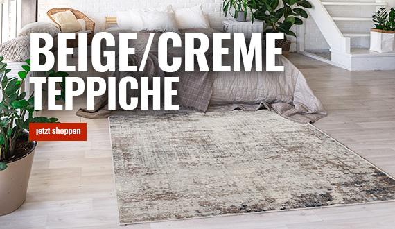Beige Teppiche mobil auf myneshome online kaufen