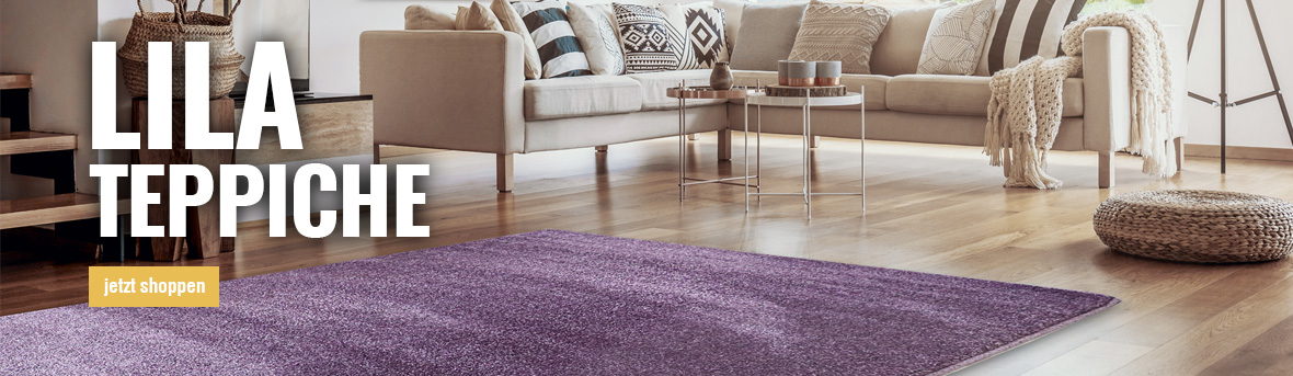 lila teppiche auf myneshome kaufen