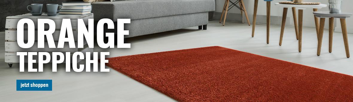 orangen teppiche online bei myneshome kaufen