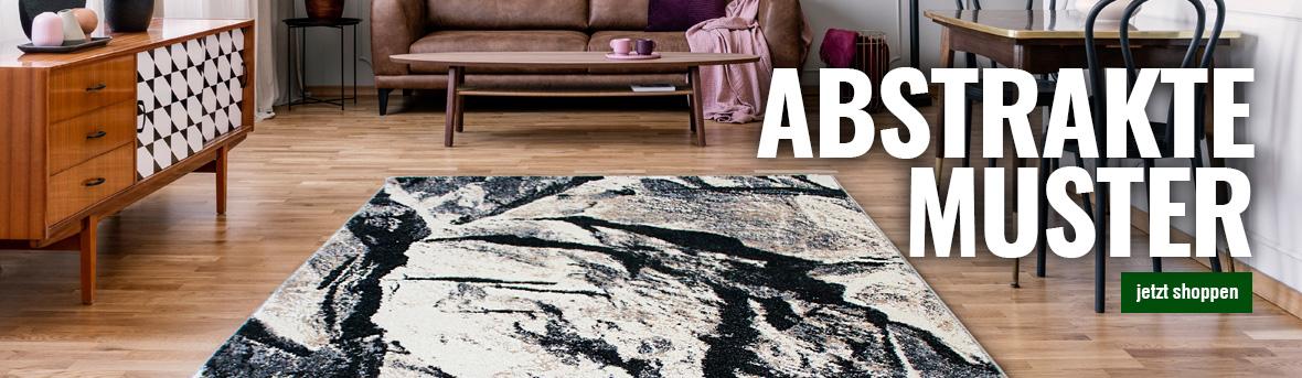 abstrakte teppiche online auf myneshome kaufen