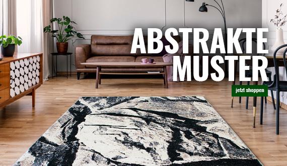 teppiche in abstrakten muster online bestellen