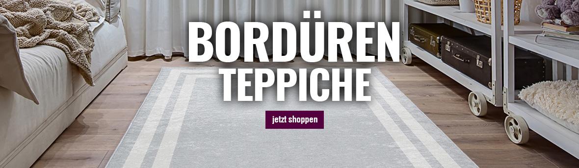 Teppich mit bordure online auf myneshome kaufen