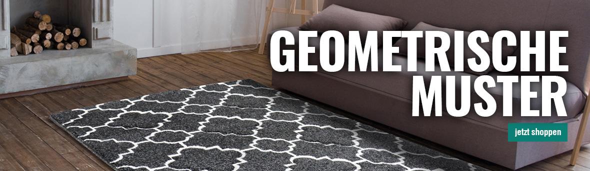 geometrische teppiche online auf myneshome kaufen
