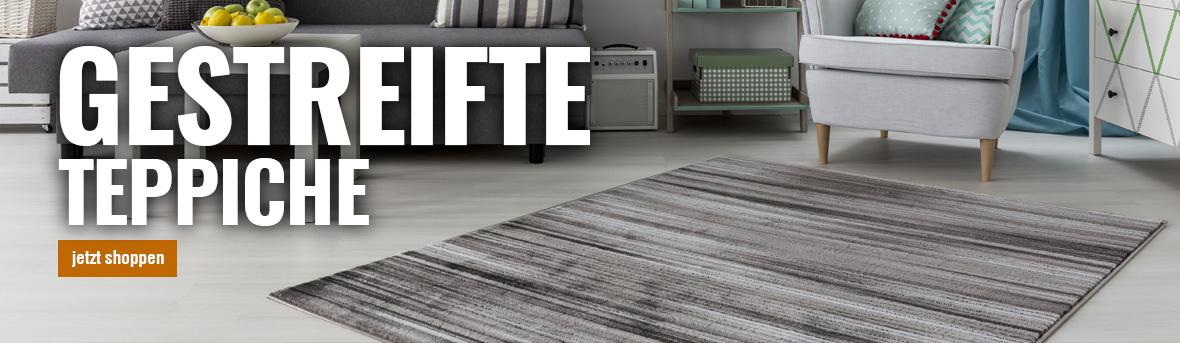 gestreifte teppiche online auf myneshome kaufen