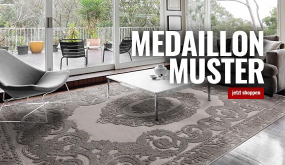 Medaillon Teppiche mobil online auf myneshome bestellen